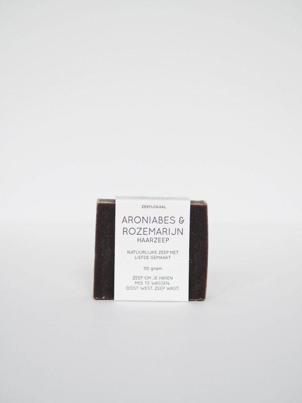 aroniabes rozemarijn natuurlijke zeep