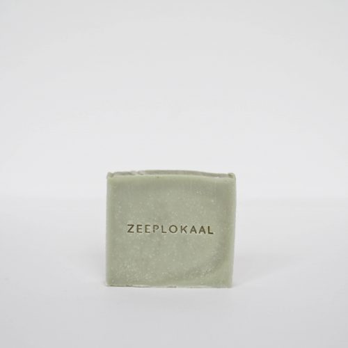 groene klei bergamot natuurlijke zeep