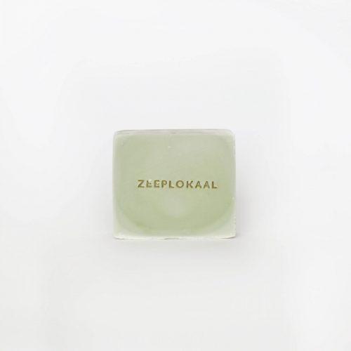 zeep zeeplokaal groene klei