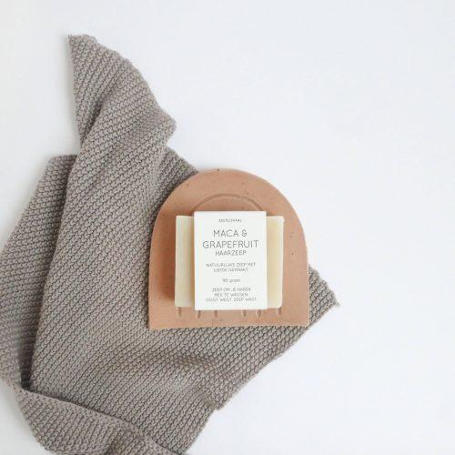 Zeepschaaltje soft blush studio bloei
