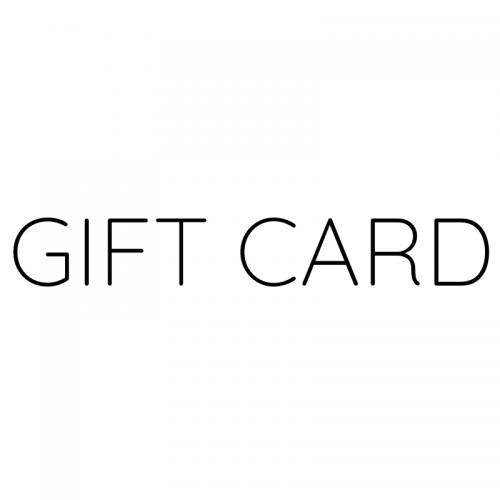 Cadeaubon Zeeplokaal GIft Card