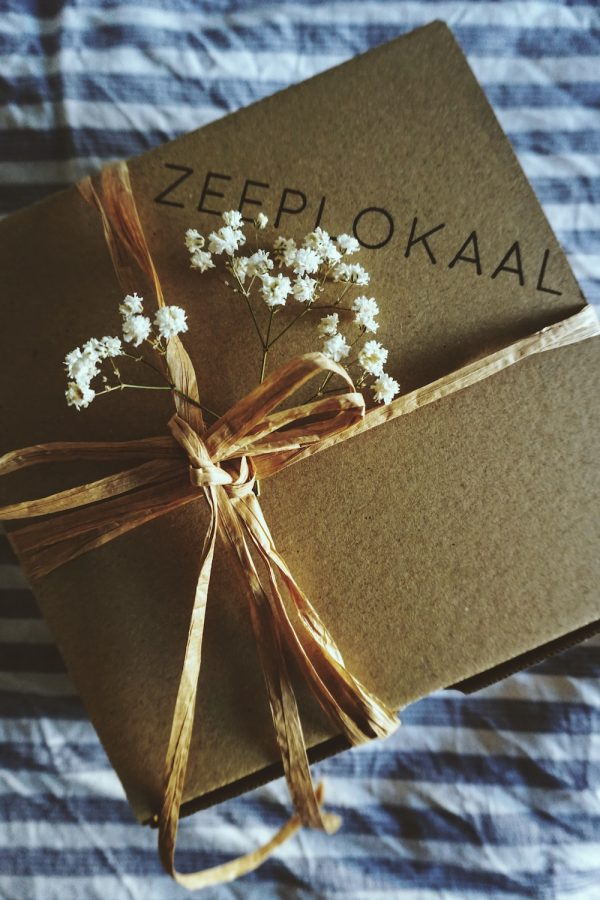 Duurzame Geschenkset giftset cadeauset zepen Zeeplokaal