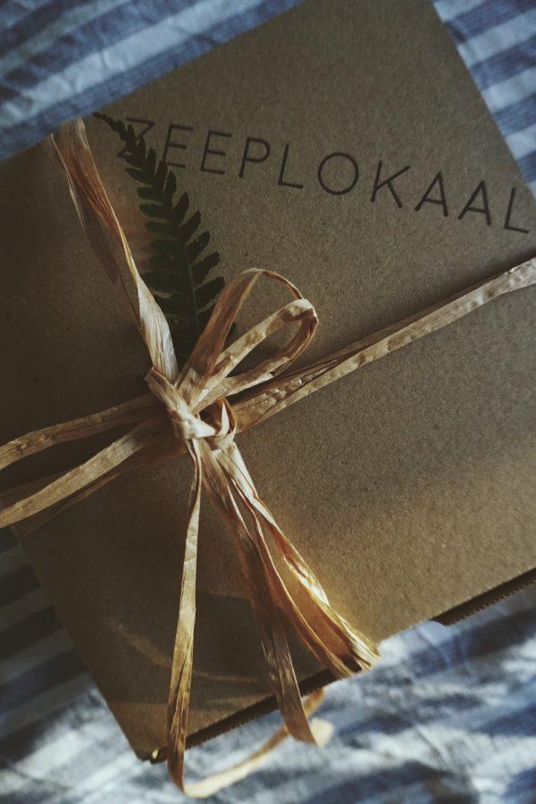 Duurzame cadeauset Zeeplokaal zepen geschenkset giftbox